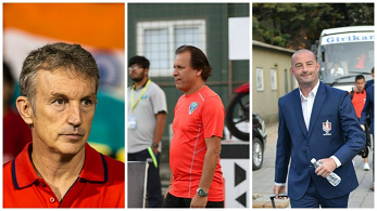Indian Vs Foreign Coaches? – Performance of Coaches in I League 2017