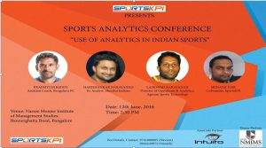 SportsKPI's Analytics Conference – Bangalore
