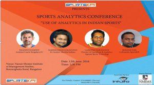 SportsKPI's Analytics Conference – Bangalore