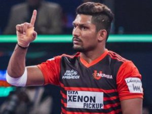 Kabaddi Player Insights – Rishank Devadiga (Video)