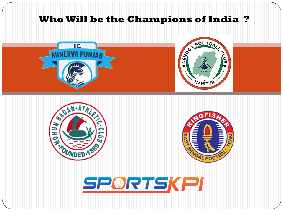 Winner Takes It All – I league 2017 -2018