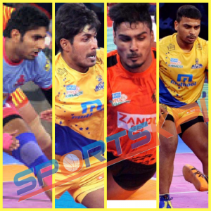 Pro Kabaddi League 6 Auction – Expected Big Gainers