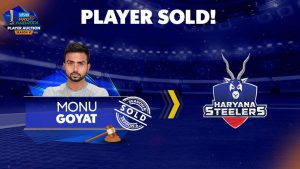 Why Monu Goyat sold for 1.51 Cr in the PKL Auction