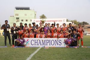 Rise of Women's Football in India through Performance Analytics