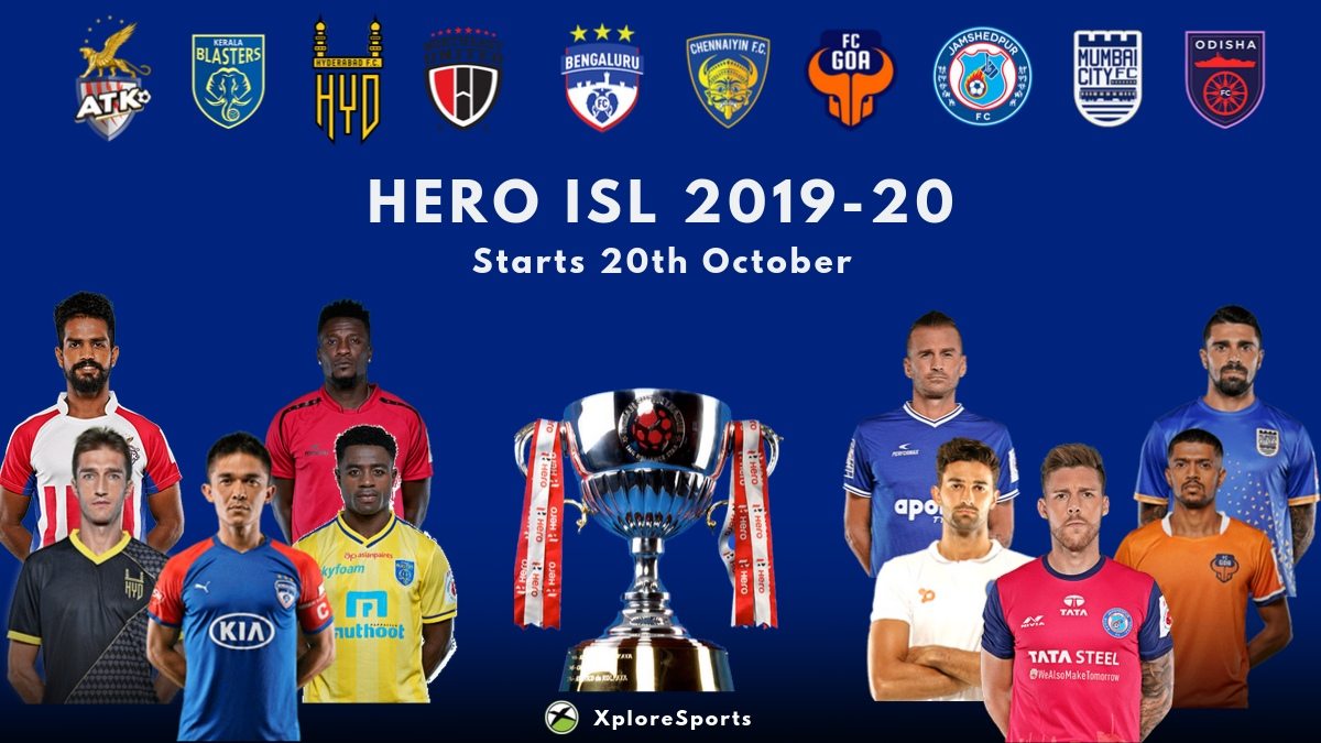 ISL 6 – Teams Analytical Preview