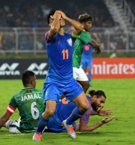 FIFA WCQ 2022: India vs Bangladesh – Tactical Review