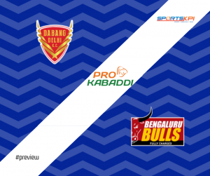 PKL7 Semi-Final Preview: Dabang Delhi vs. Bengaluru Bulls