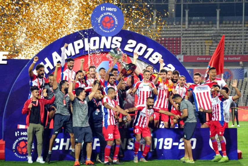 Bold Risky and Daring – Why ATK won the ISL 2020 Final